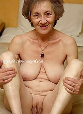 Saggy titties be useful to grannies 65+ be useful to maturity